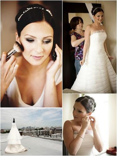 Diana elegant headband Bridal Styles New York photography Age Images