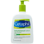 Cetaphil Daily Advance Lotion Ultra Hydrating For Dry Skin - 16 Ounce