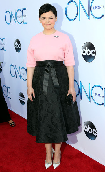 Actress Ginnifer Goodwin attends the Screening of ABC's 'Once Upon A Time' Season 4 at the El Capitan Theatre on September 21, 2014 in Hollywood, California.