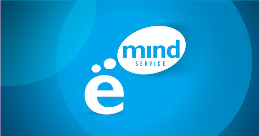 "Wordpress blog updates - Seo plugin, template tutorial, logo design: Creating the logo ""E-mind"""