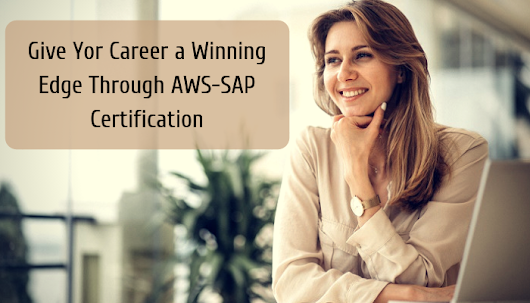 Why is it Important to do AWS Solutions Architect Professional Certification? | Cloud and Virtualization Certification Guide