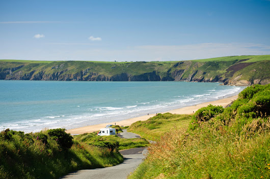 Searching for the perfect beach – in Pembrokeshire