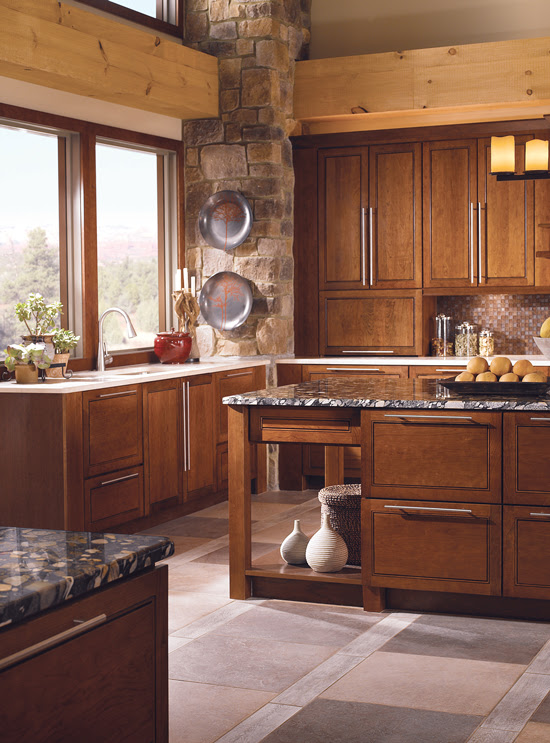 Home - Custom Cabinets: Exceptionally crafted spaces.
