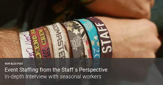 Event Staffing from the Perspective of Staff | PARiM