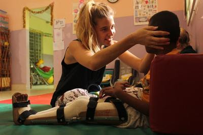 International Physical Therapy Internships | Projects Abroad