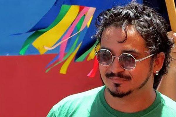 Diretor geral da FJA, Rodrigo Bico,