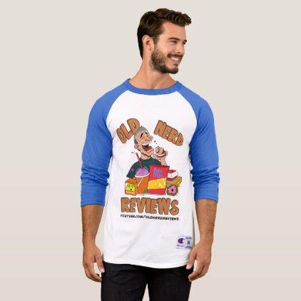 Old Nerd Reviews Men's T-Shirt