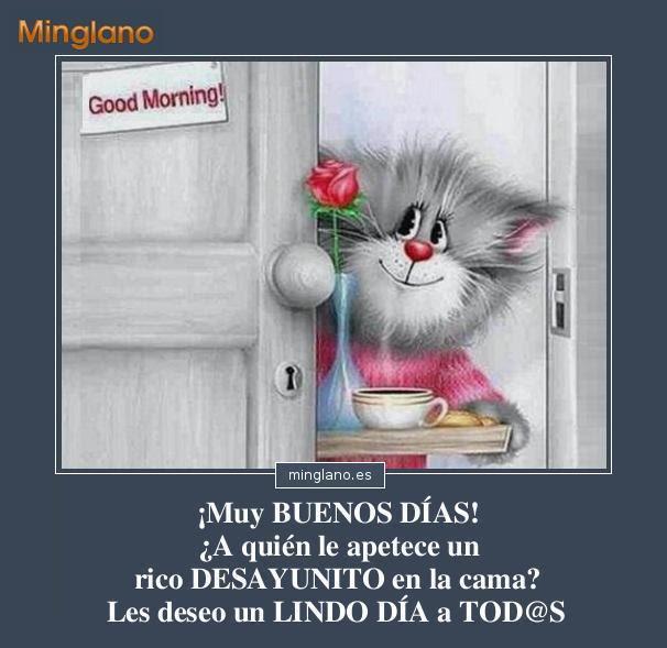 Frases Lindas De Buenos Dias Con Imagenes