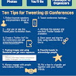 Using Twitter At Conferences {Infographic} - Best Infographics