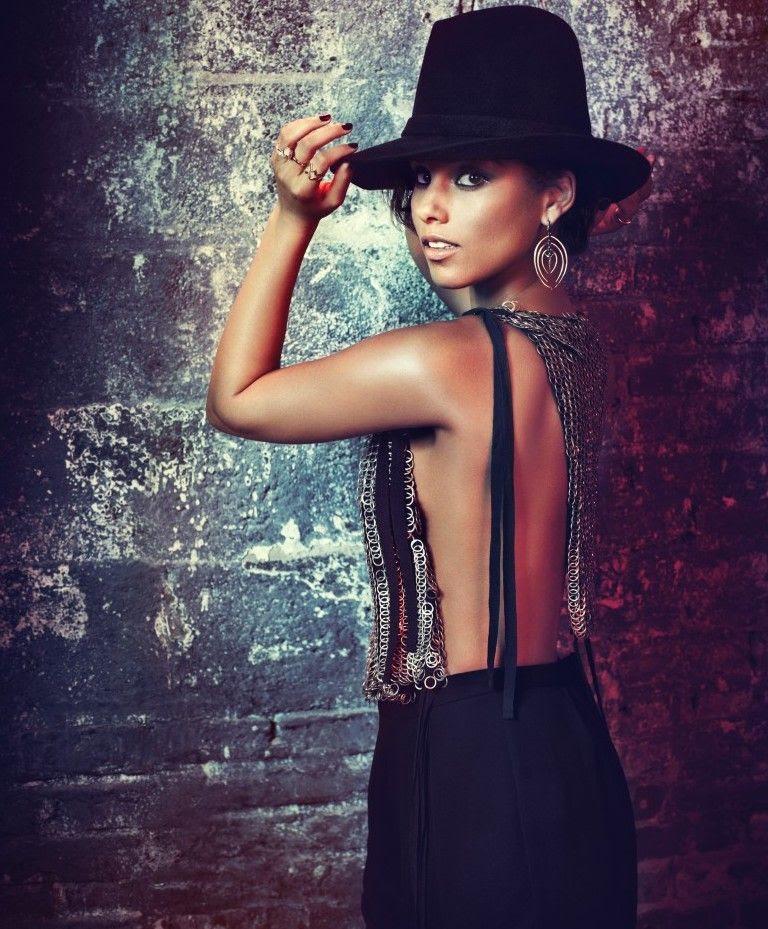 Alicia Keys, Alicia Keys