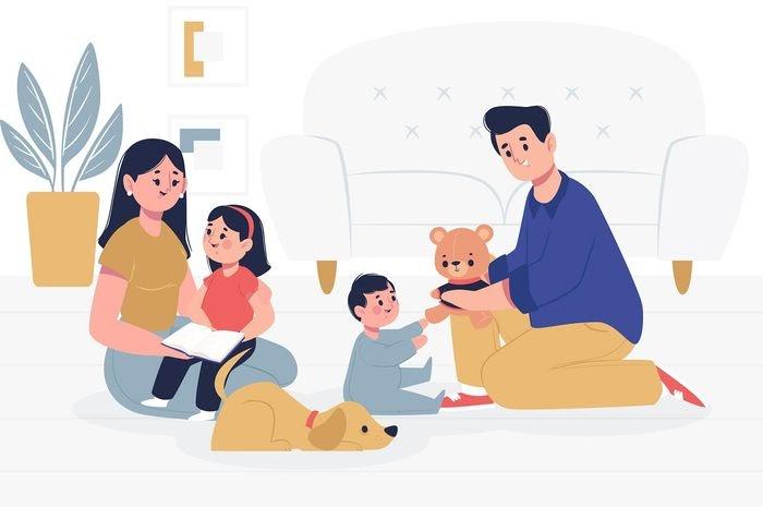 membantu orang tua ebook anak gambar mewarnai anak