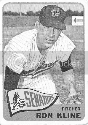 #56 Ron Kline
