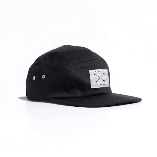 5 Panel Caps - Thick As Thieves Caps with 5 Panels