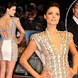 She's at it again! Jaimie Alexander steals spotlight from Arnold Schwarzenegger at The Last Stand London premiere in plunging cut out mini-dress