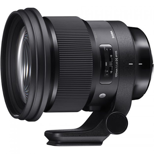 Sigma Announces Several New Fast Sony E-Mount Lenses
