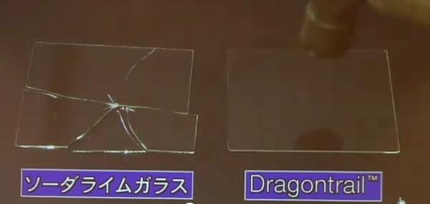 dragontrail glass