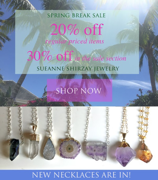 🎉 New Necklaces Added Today 20%-30% OFF Spring Break SALE 🎉