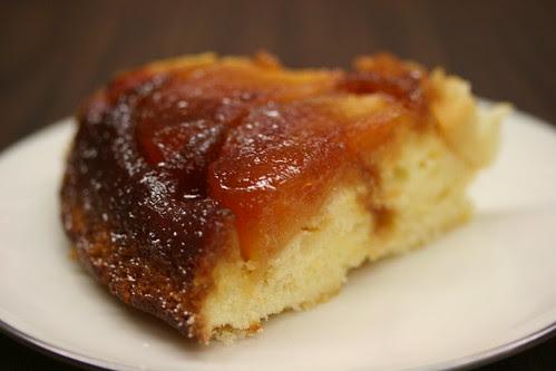 "Barefoot Contessa's Apple Cake ""Tatin"""