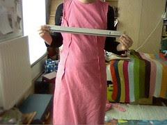 test dress