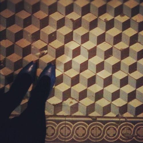 Pattern by la casa a pois