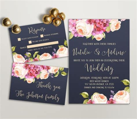 Wedding Invitation Template   71  Free Printable Word, PDF
