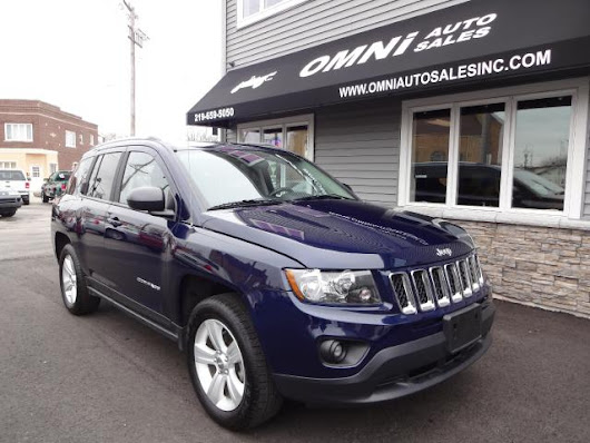 Used 2014 Jeep Compass for Sale in Whiting  IN 46394 Omni Auto Sales