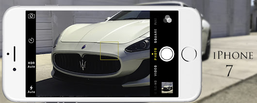 Maserati MC meets the iPhone 7 - Official Club Sportiva Blog