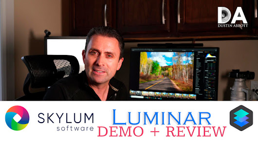 Skylum Luminar 2018 Photo Editing Software Review - DustinAbbott.net