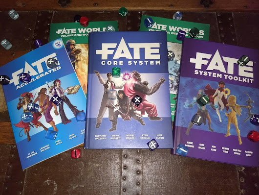 Why I Play Fate Core... - rpg stuff