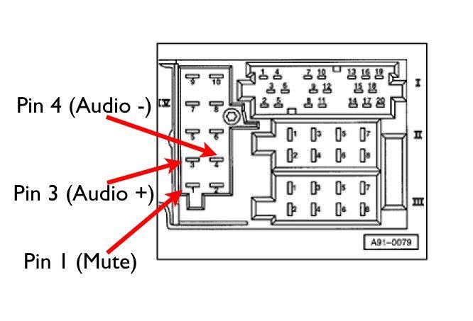 99 Audi Quattro Radio Wiring