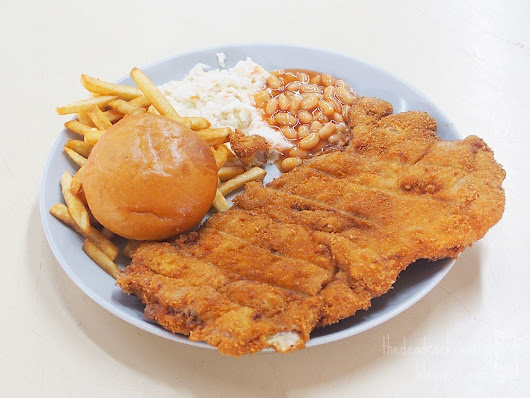 Do & Me Chicken Cutlet @ Blk 654 Yishun Ave 4