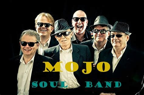 contact the Mojo Soul Band : Live Soul party band for all
