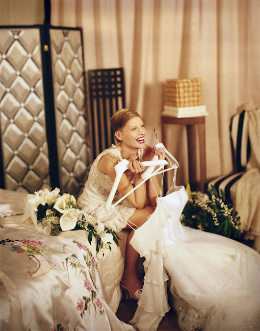 14 Beautiful Hangers for Your Wedding Dress Photos - Vogue