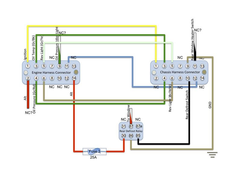 3 2 Motronic Wiring Harness Diagram Pelican Parts Forums