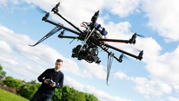 Piloto Drones