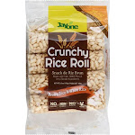 Jayone Rice Roll, Crunchy, Brown Rice & White Rice - 3.5 oz