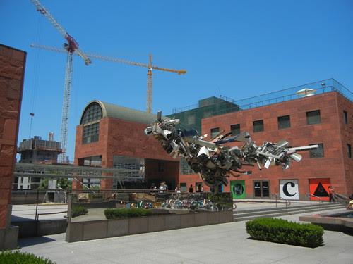 DSCN8796 _ Museum of Contemporary Art (MOCA), Los Angeles, July 2013