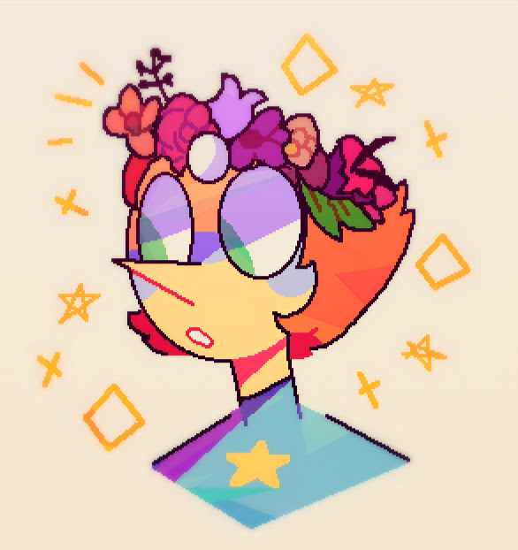 flower head pearl