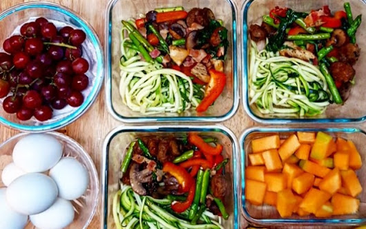 How to Meal Prep: A 5-Step Beginner's Guide to get you started