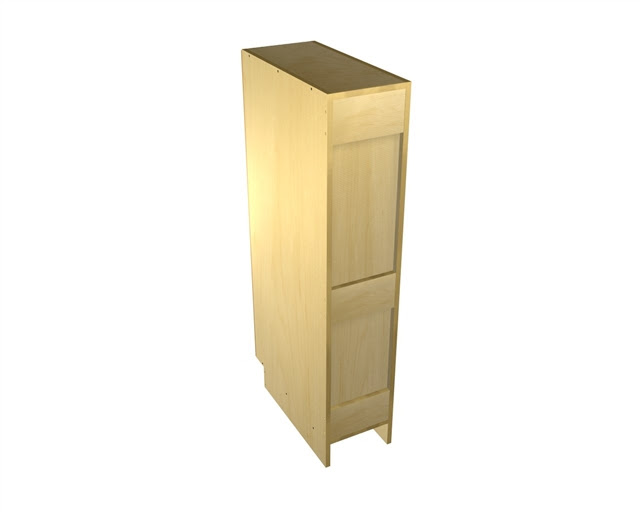 """Pullout Pantry Cabinet 11"""" wide (5743 series)"""