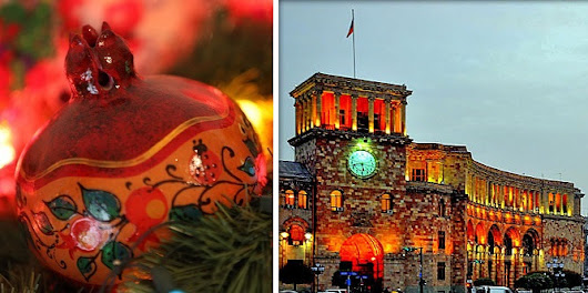 New Year in Armenia | Visit Armenia | Tours to Armenia 2019 | Sun Tour