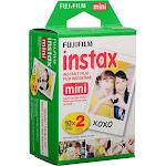 Fujifilm Instax Mini Instant Film, 2 x 10 Shoots X 2Pack (Total 40 Shoots) Value