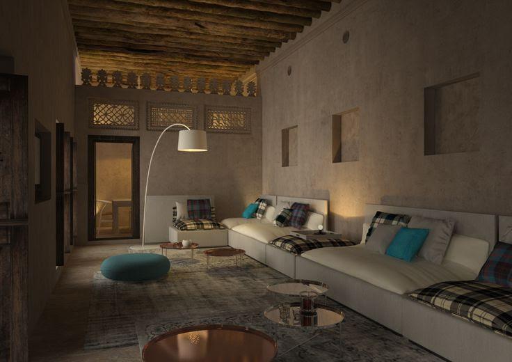 studio m dubai / al khan resort, sharjah uae
