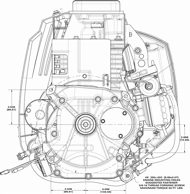 20 New 16 Hp Kohler Engine Wiring Diagram