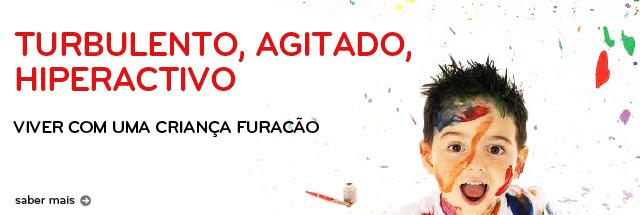 Turbulento, Agitado, Hiperactivo - www.wook.pt