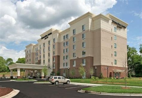 SpringHill Suites Durham Chapel Hill (NC)   2016 Hotel