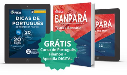 Apostila BANPARÁ 2015 - Técnico Bancário