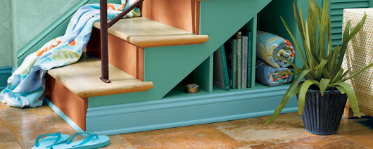 Tertiary Hues Can Elicit A Strong Response - Sherwin-Williams
