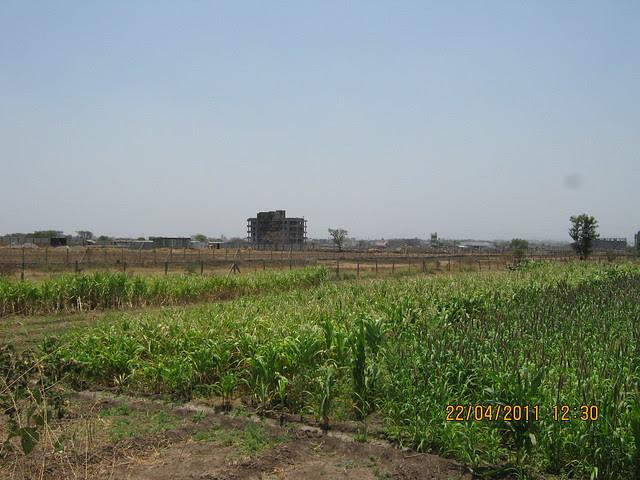 Last few acres available for development near PMC limits - Park Springs - 2 BHK - 3 BHK Flats - Lohegaon Gram Panchayat - Dhanori - Pune 411 032