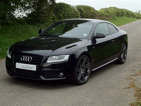 Audi A5 black gallery. MoiBibiki #7